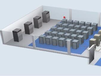 """""""低成本""""机房一体化动环监控系统方案"""