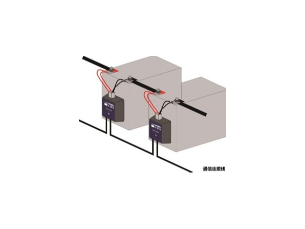 关于智能ups蓄电池实时在线监测系统