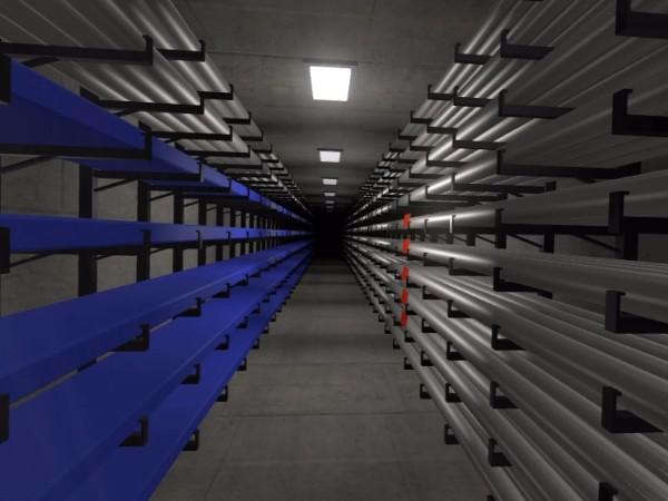 简述智能化综合管廊环境监控系统方案