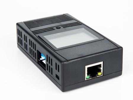 工厂机器环境测试所需的温度湿度监控设备