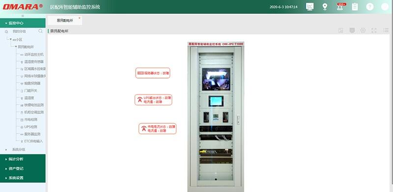 智能配电运维管理平台