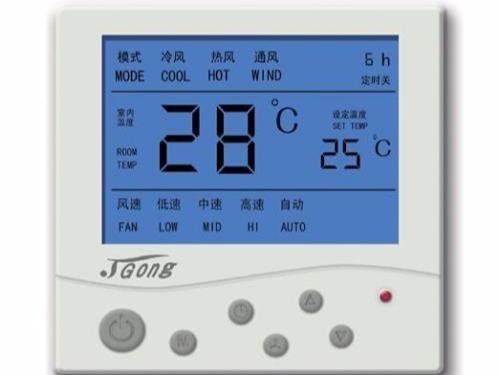 中央空调的工作原理与控制器的作用