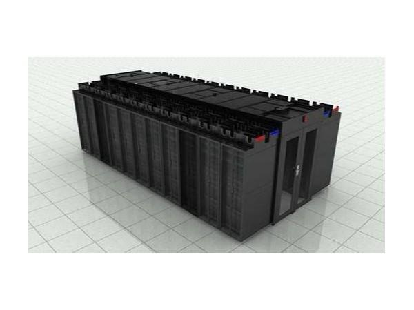 小而全的微模块内动环监控系统