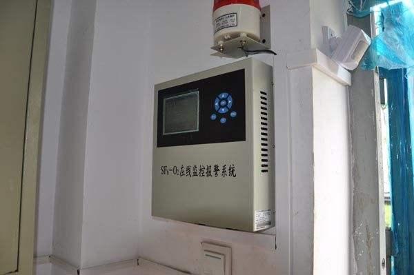 机房危险气体监控系统