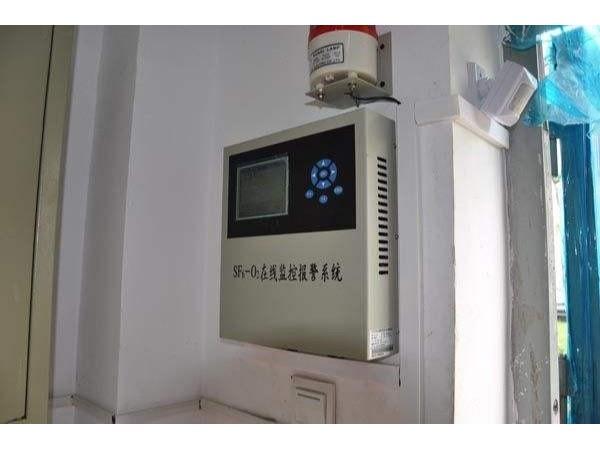说说机房危险气体监控系统