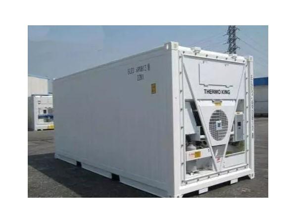 浅谈冷藏集装箱温湿度实时监测系统