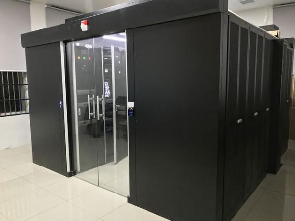 谈谈什么是智能一体化柜式机房?