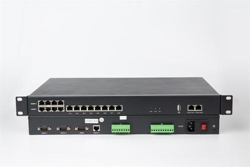 迈世动环主机助力实现酒店网络中心机房动环自动化监控系统方案!