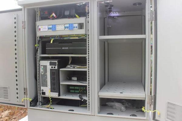 ETC门架系统智能控制柜·双舱