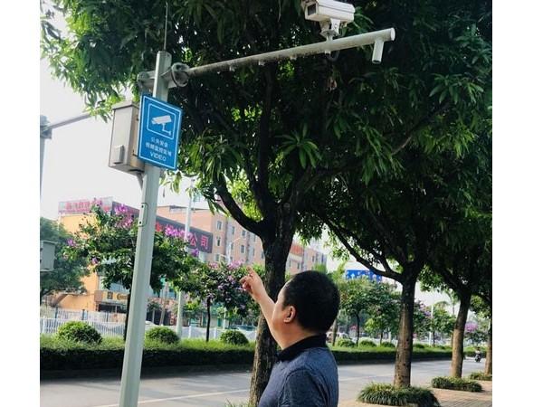 街边上的视频监控配电箱也需要动环监控系统!