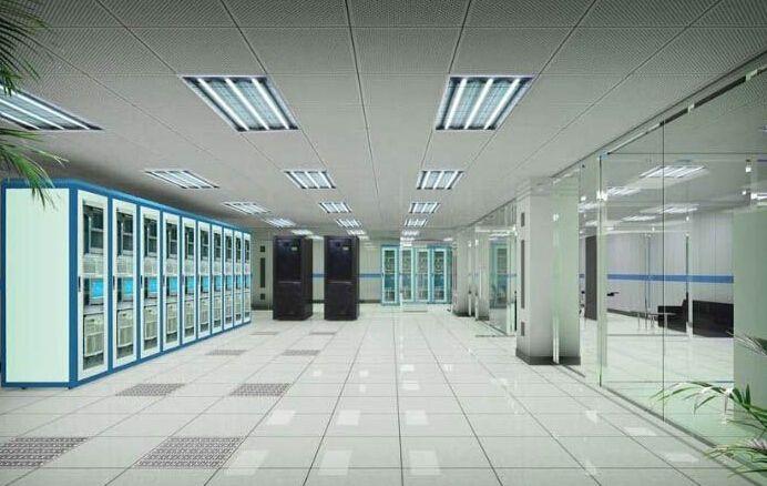 银行机房集中监控系统
