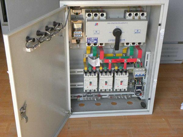 电保温配电箱监控系统功能完善