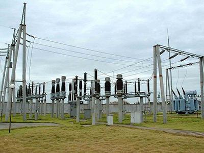 厂房动力电路安装图