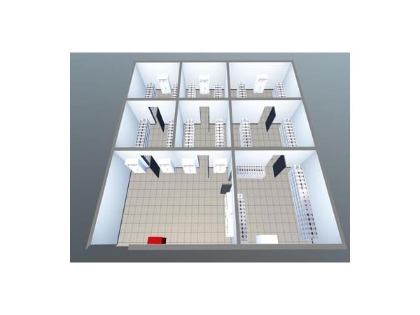 3D数据可视化虚拟运维管理系统平台