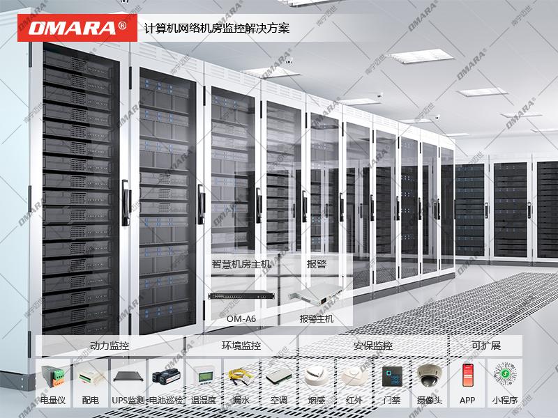 计算机网络机房监控