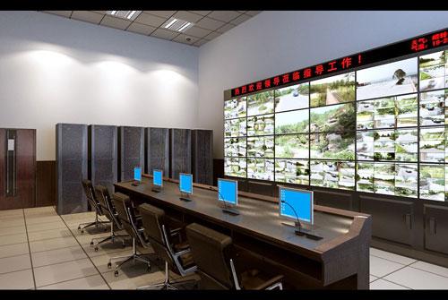 视频监控机房的动力环境监控整套解决方案