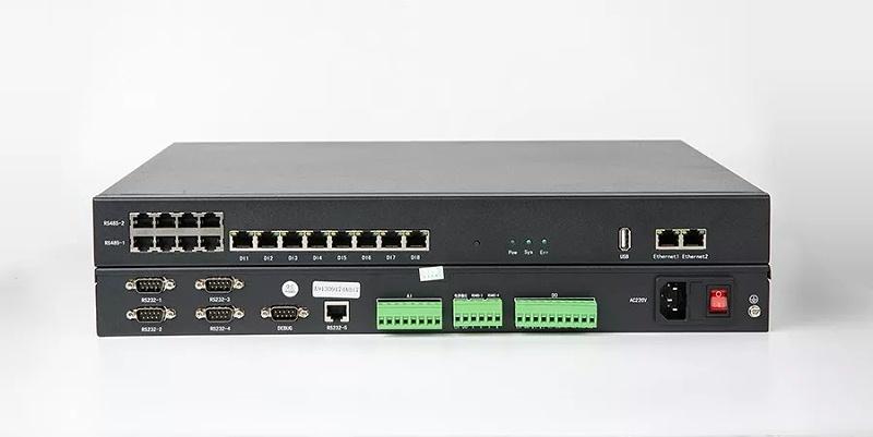铁路局通信信号机房动环监控产品样机