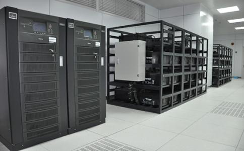 数据中心机房环境