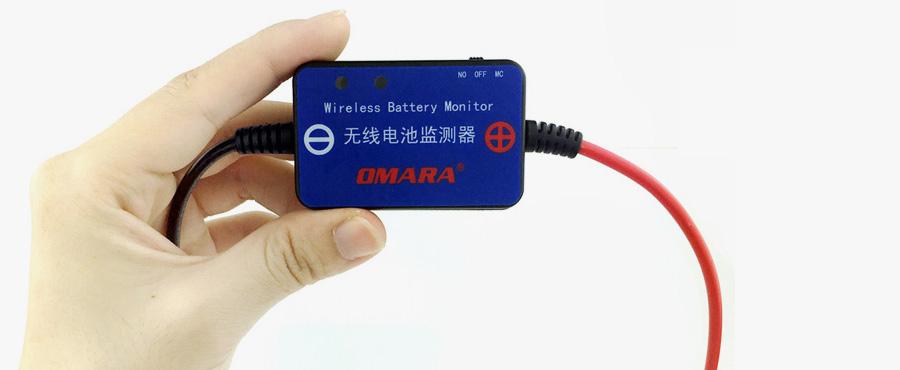 迈世-无线电池监测器