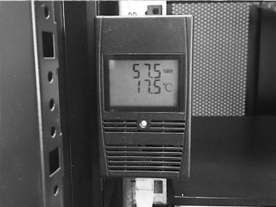 电信网络机房机柜温湿度监控解决方案
