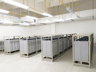 高性能的变电站蓄电池组智能巡检系统