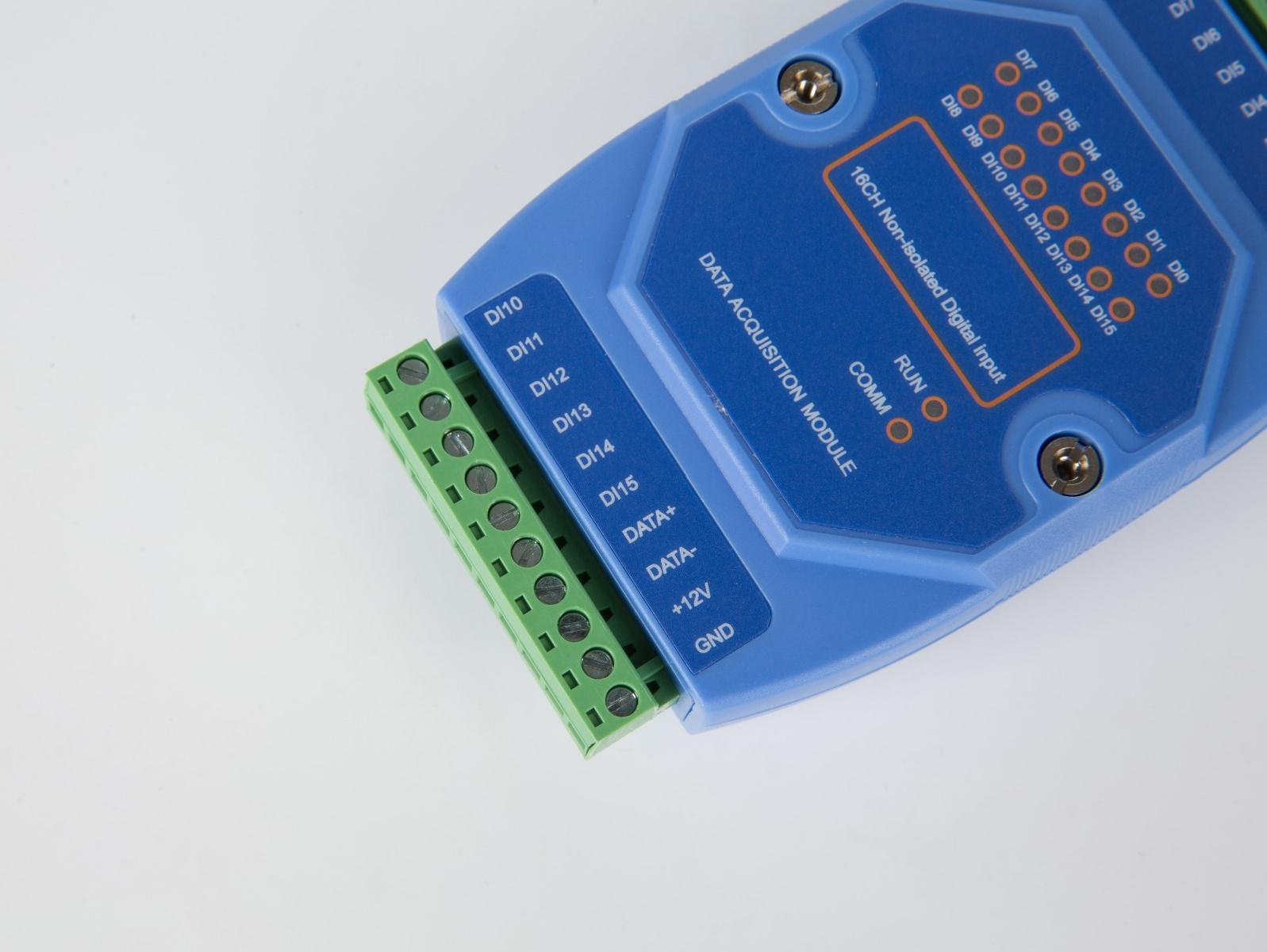 16路开关量采集模块OM-ACC-A104